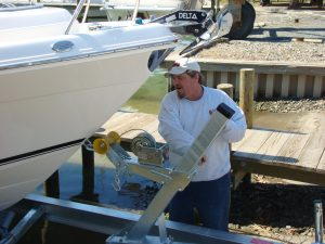 Todd rigging specialist