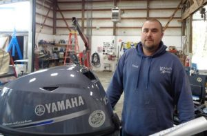 Chad mercury and yamaha outboard specialist